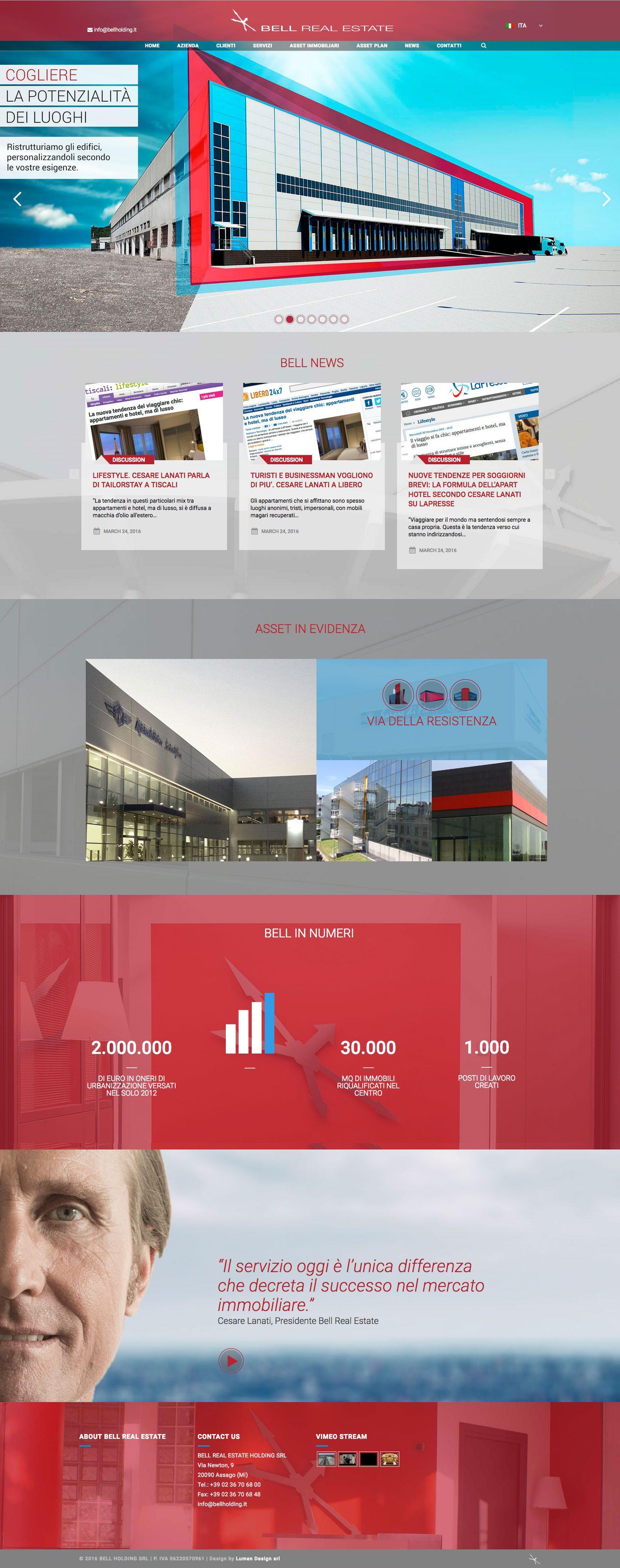 Alberto Sala Design Bell Real Estate