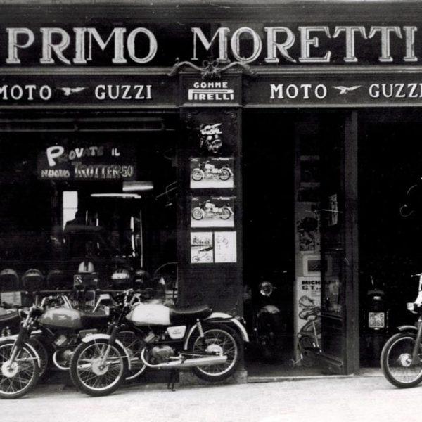 Primo Moretti website