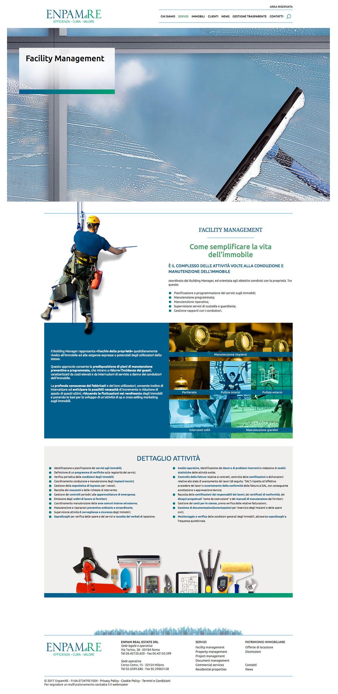 Alberto Sala Enpam Re Website