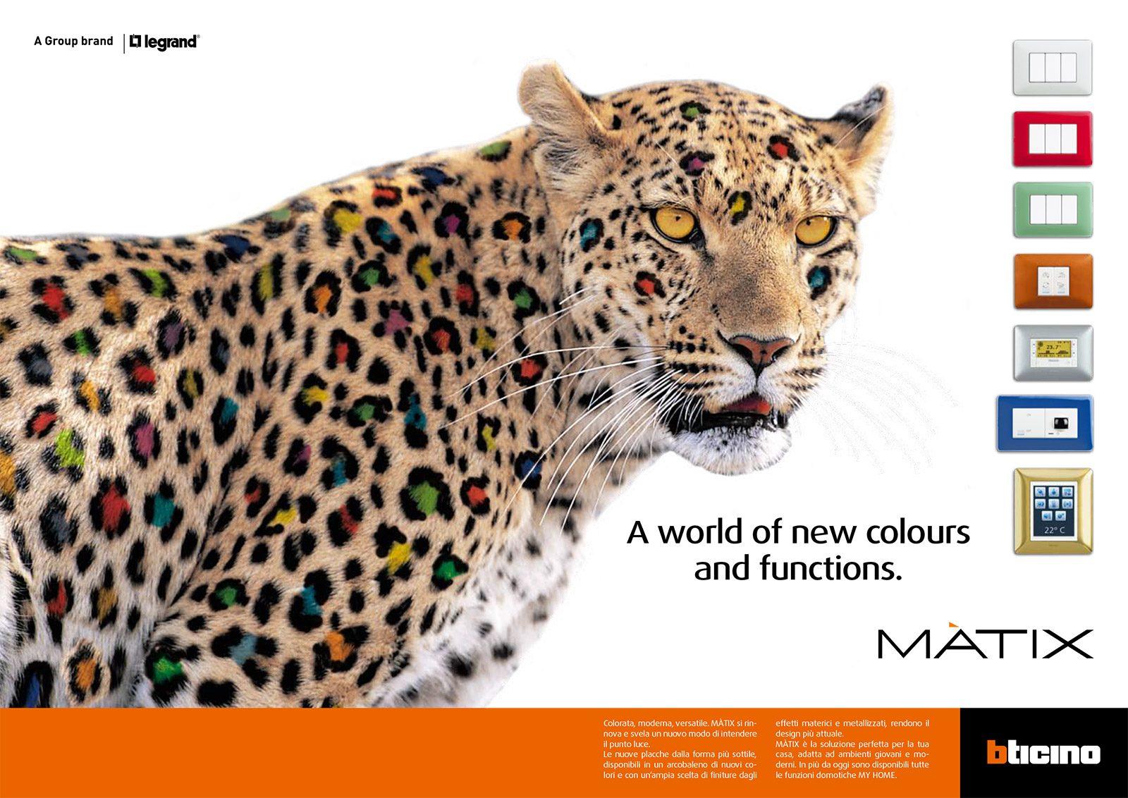 Alberto Sala Design - BTicino Màtix