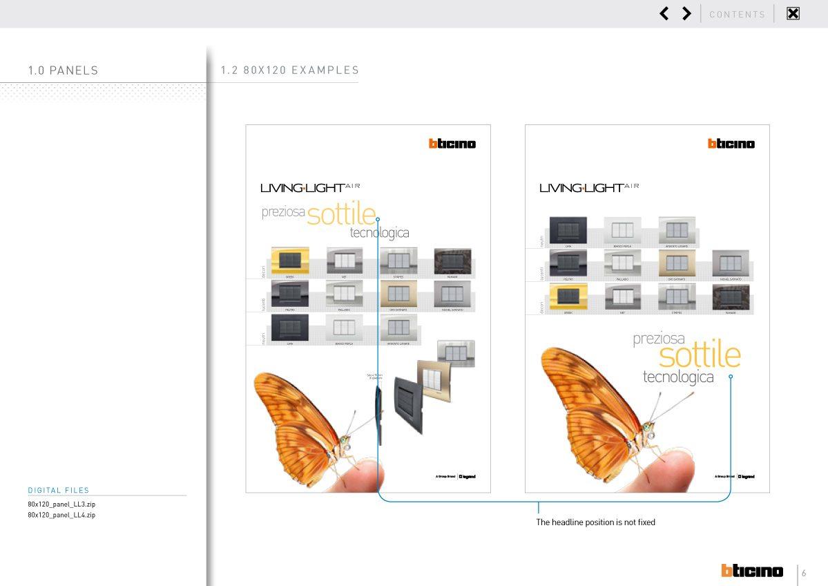 Alberto Sala Design - Legrand Group Brand Center