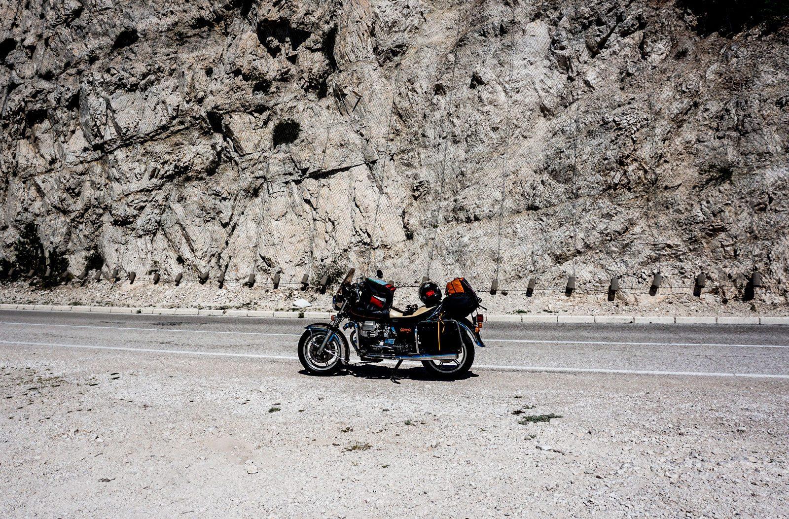 alberto sala writer pictures motorcycles moto guzzi california on the road