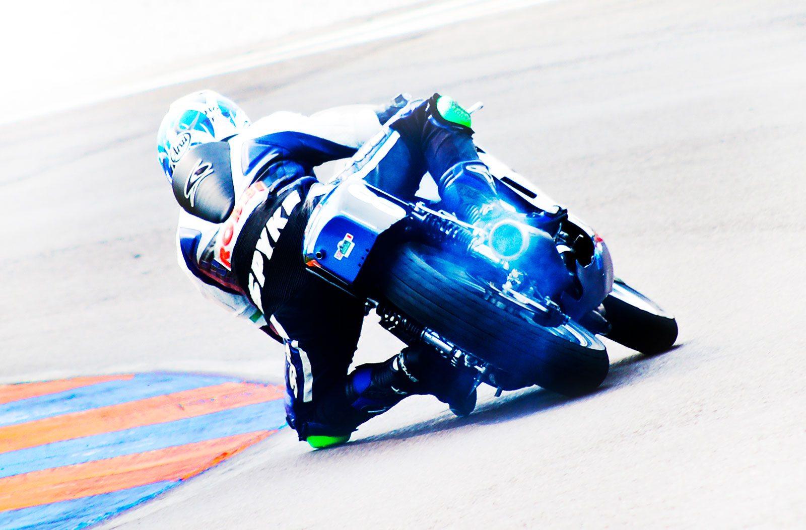 alberto sala writer pictures motorcycles triumph